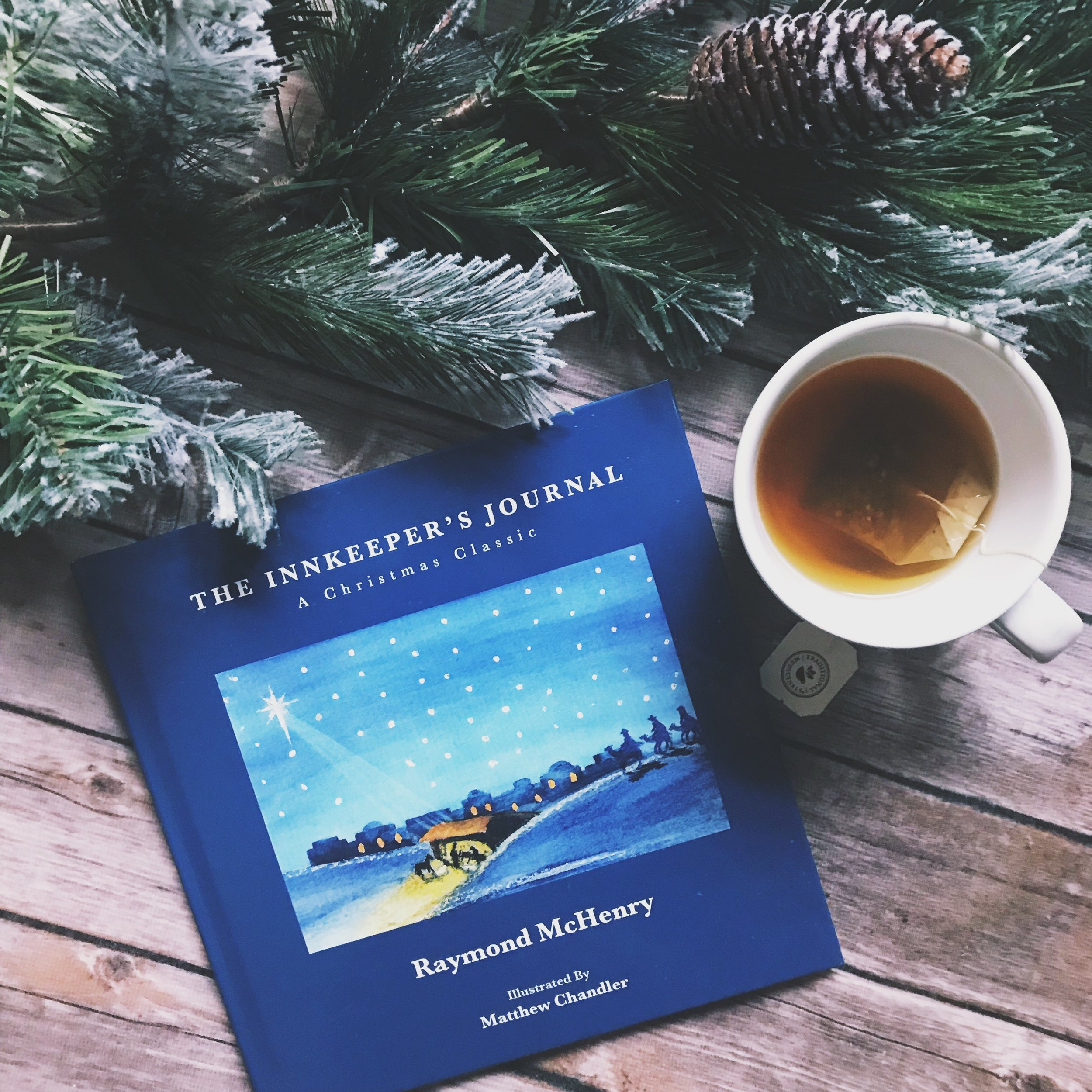 The Innkeeper's Journal by Raymond McHenry book review
