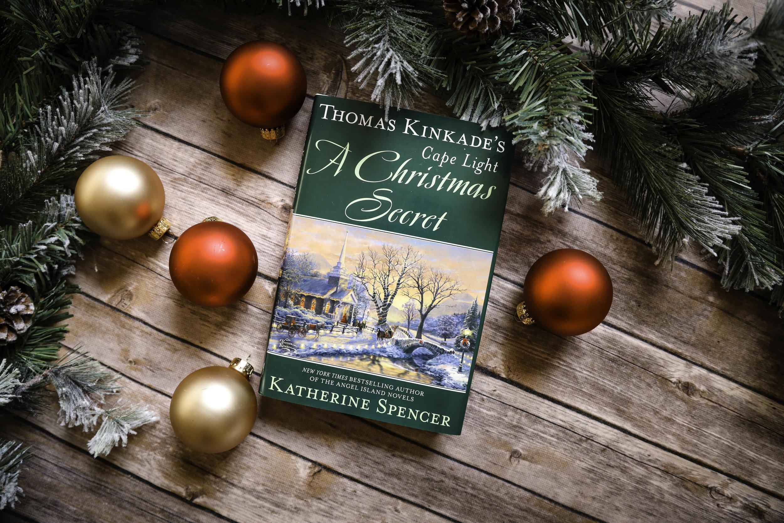 Thomas Kindade's a christmas secret katherine spencer book review