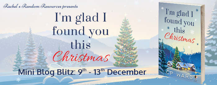 I'm Glad I Found you this Christmas cp ward blog tour