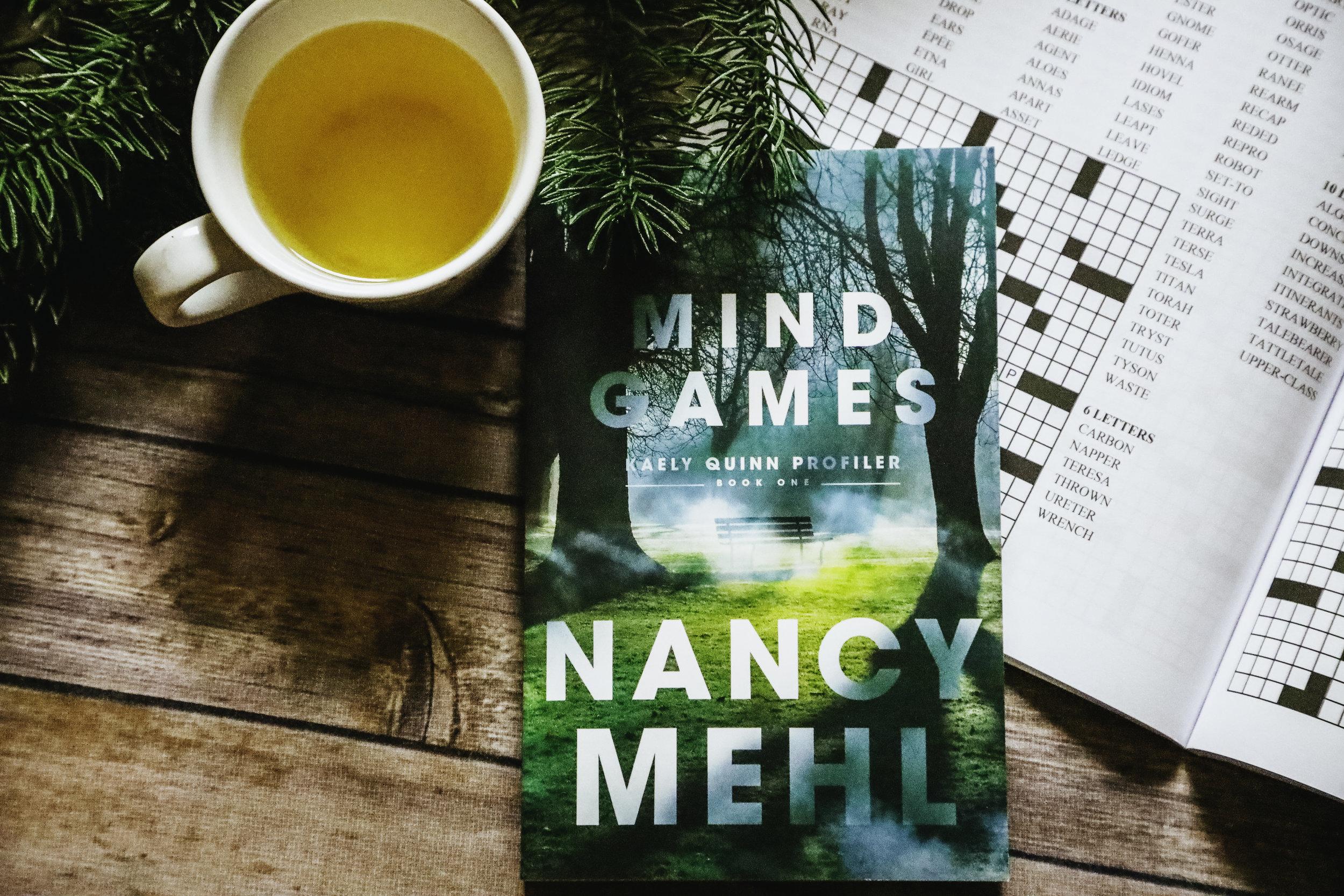 mind games nancy mehl book review