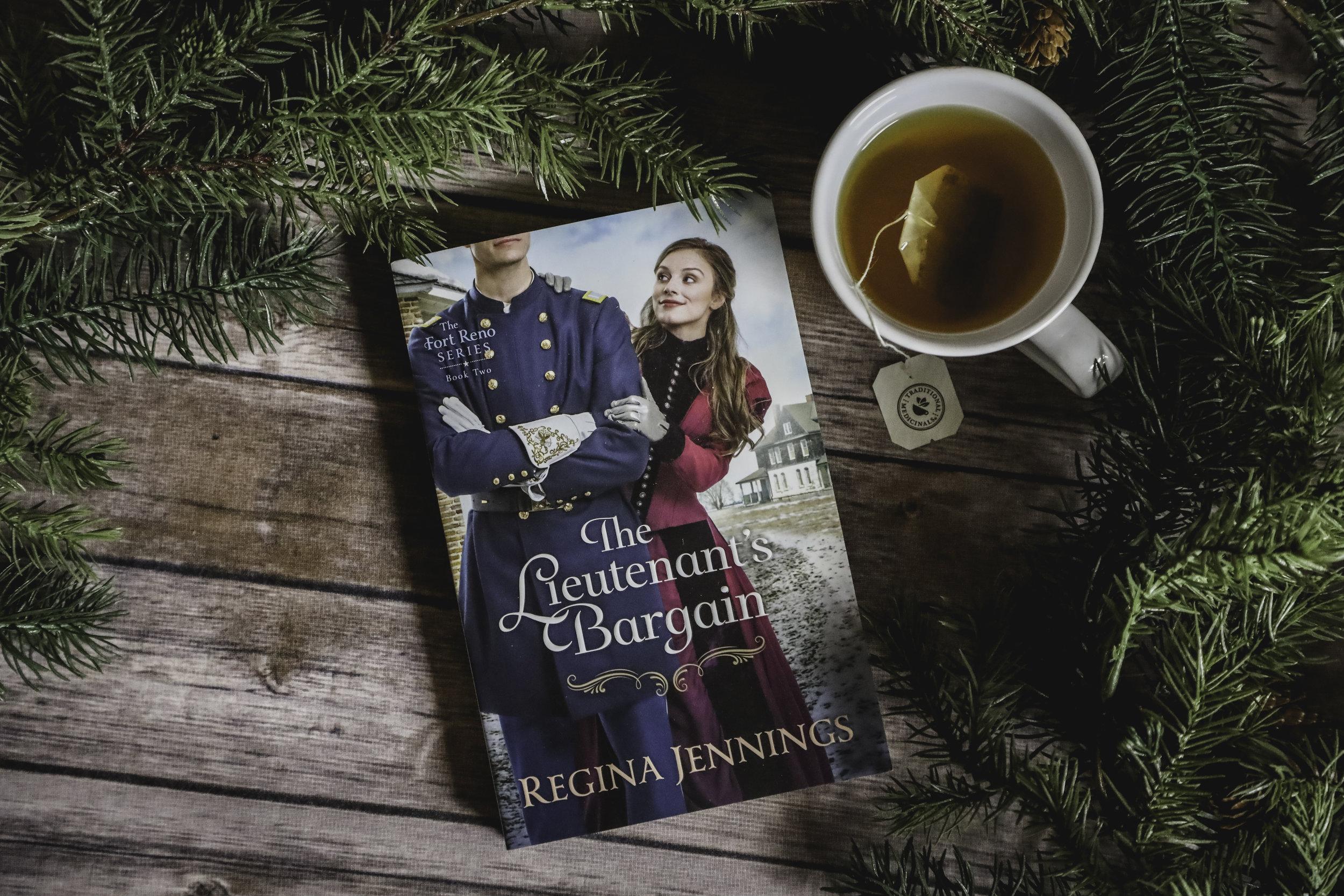 the lieutenant's bargain regina jennings  book review