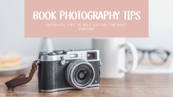 Book Photography Tips