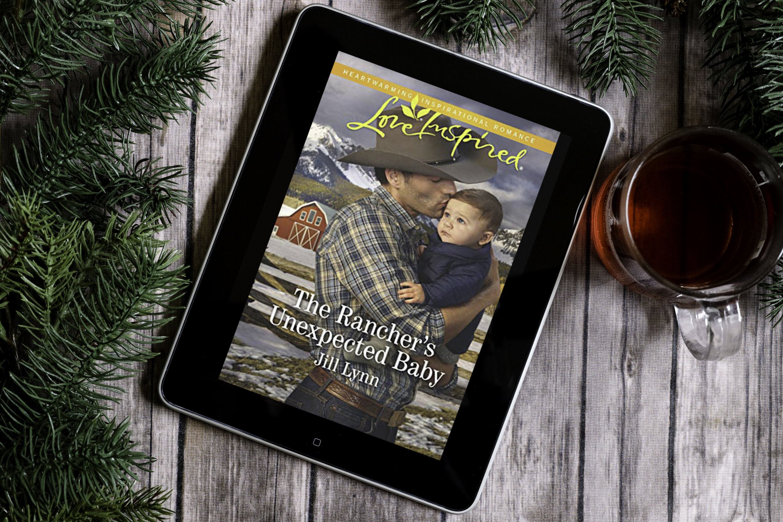the ranchers unexpected baby jill lynn book review