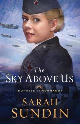 the sky above us sarah sundin