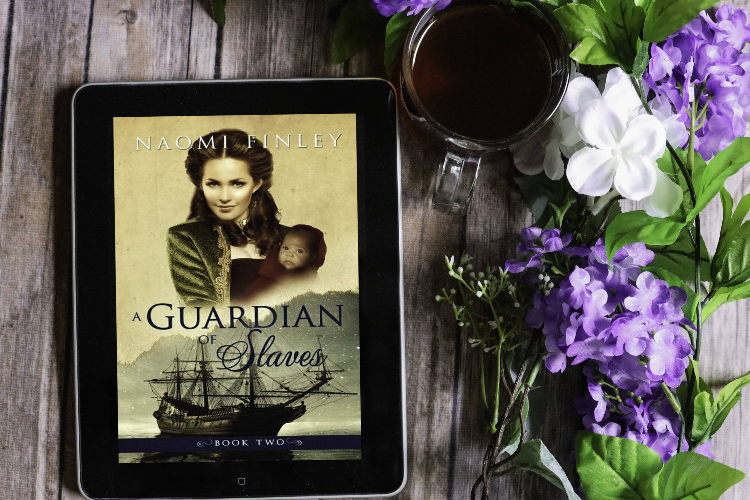 a guardian of slaves by naomi finley