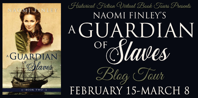 A Guardian of Slaves Blog Tour
