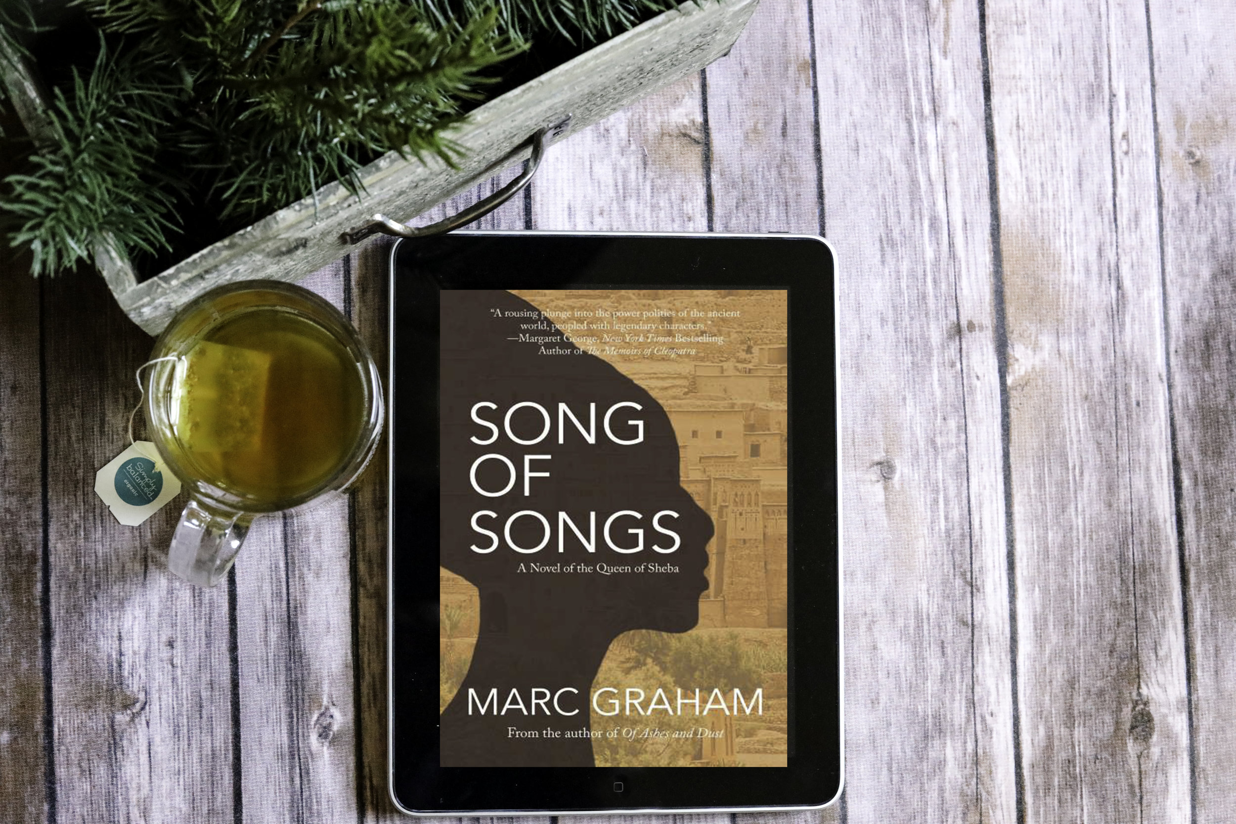 song of songs marc graham book feature giveaway