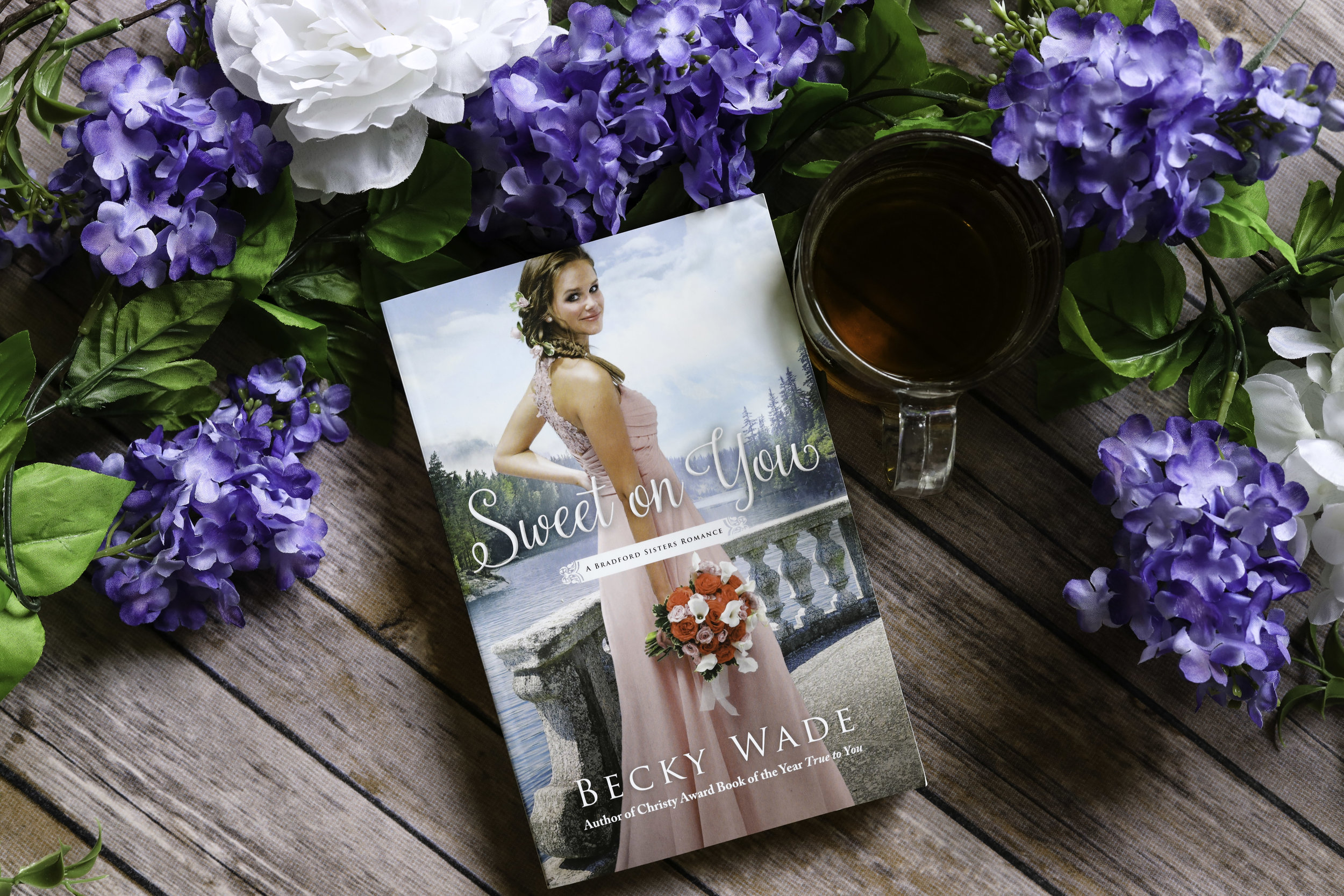 Sweet on you becky wade book review