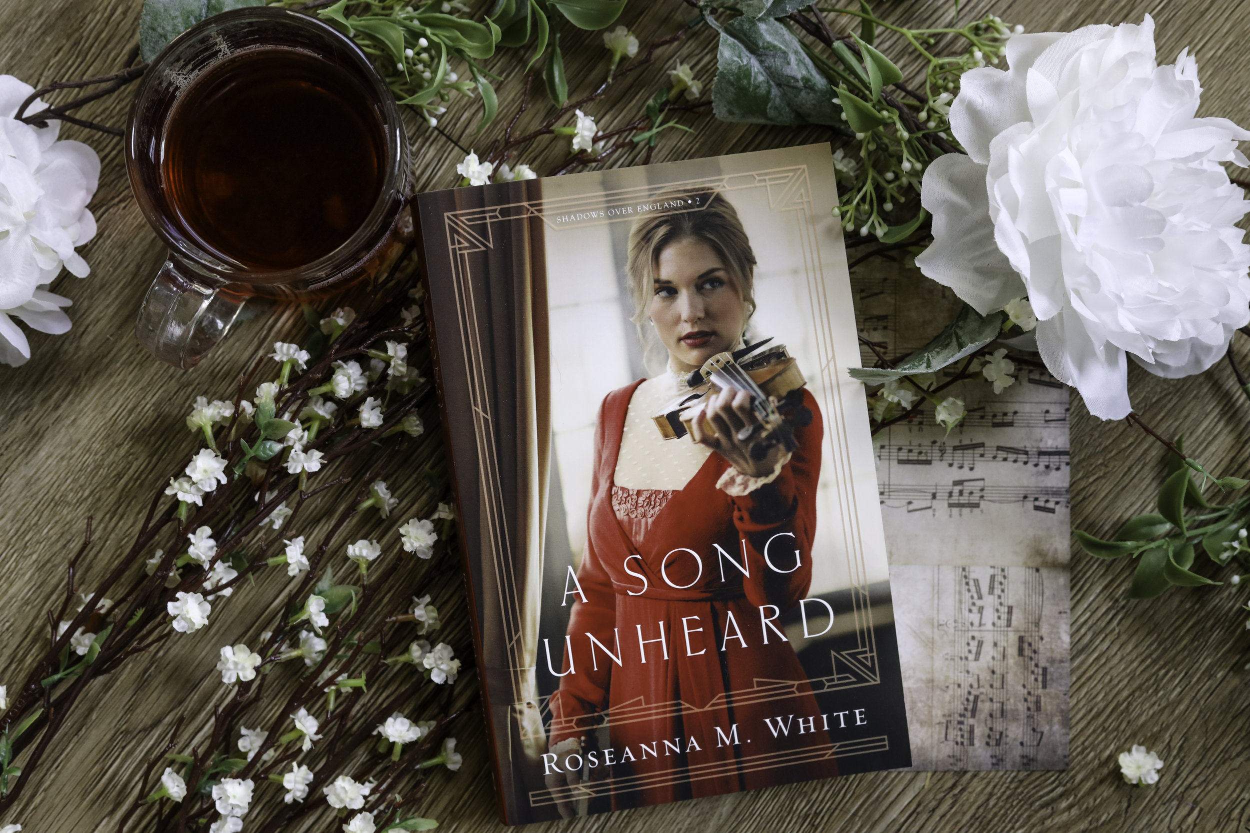 a song unheard roseanna m white
