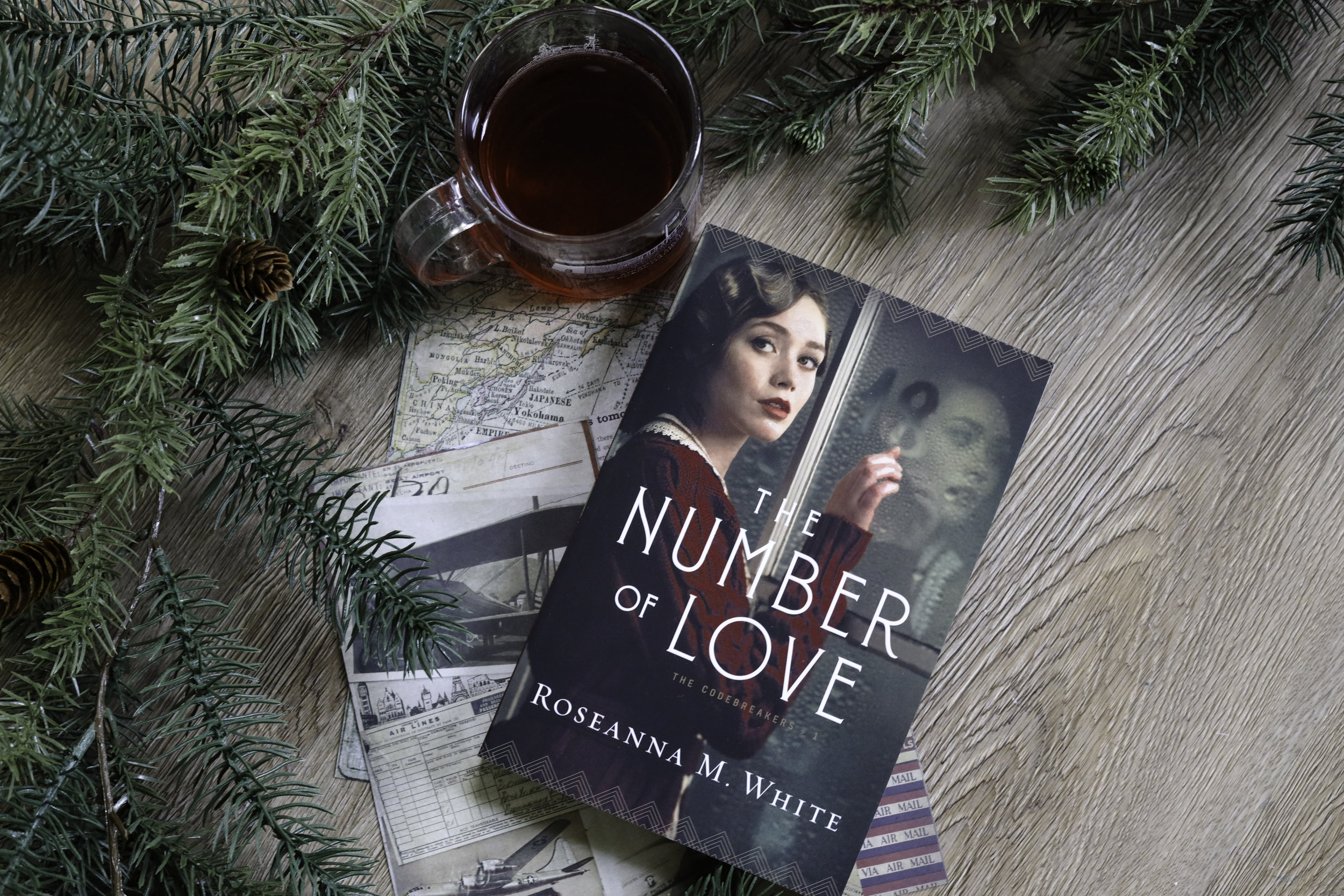 the number of love roseanna m white