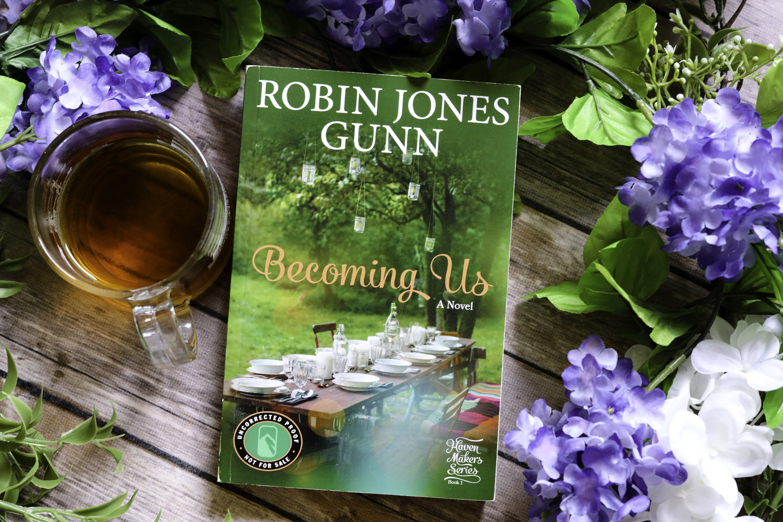 becoming us robin jones gunn