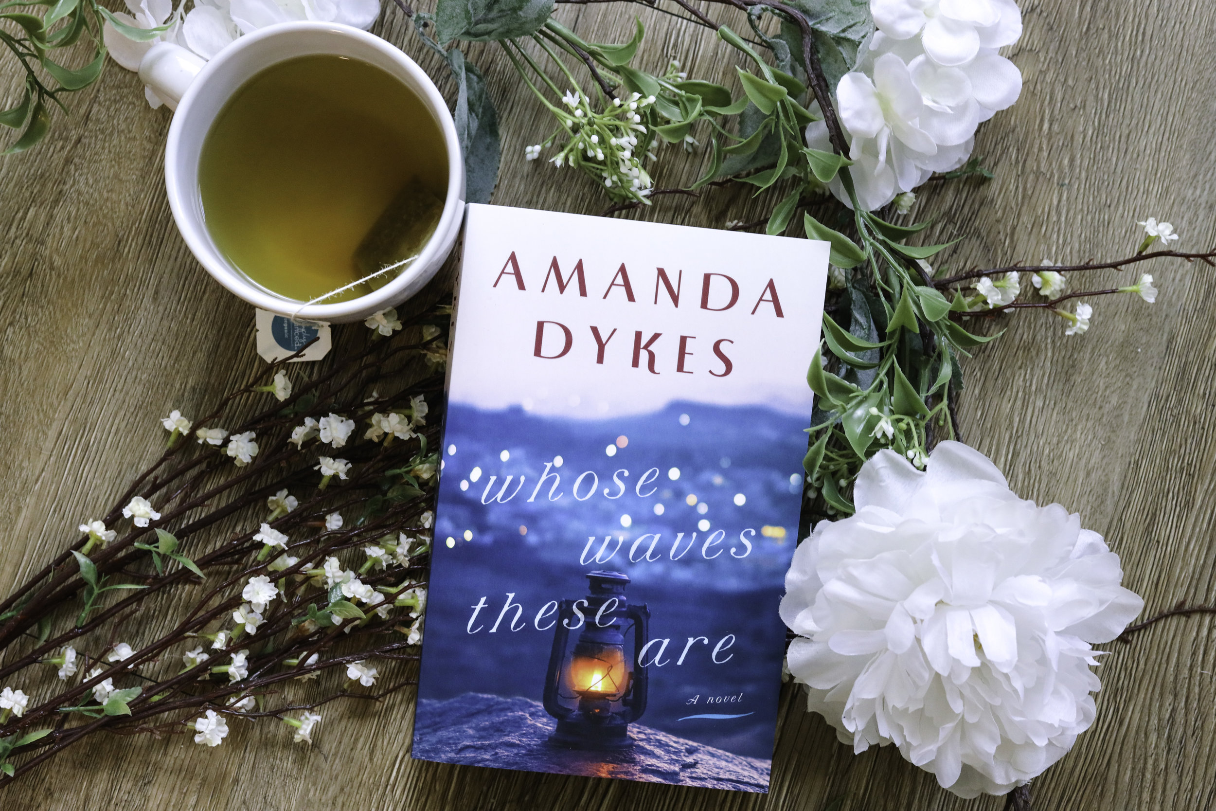Whose Waves These Are Amanda Dykes book review