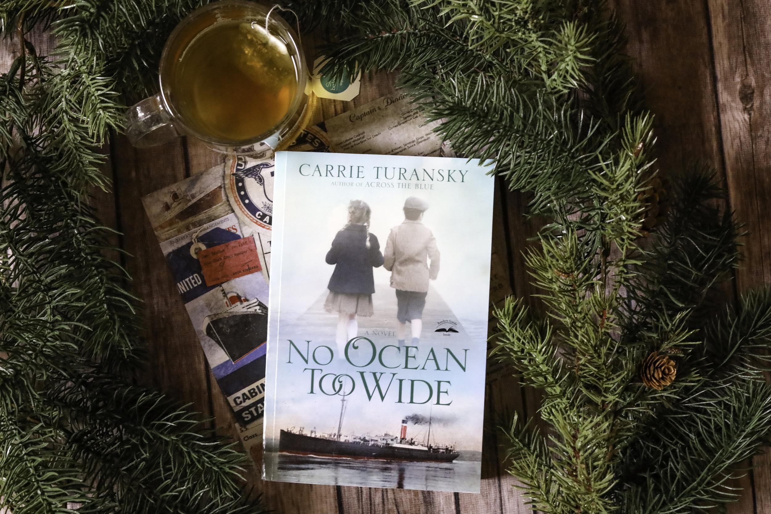 no ocean too wide carrie turansky