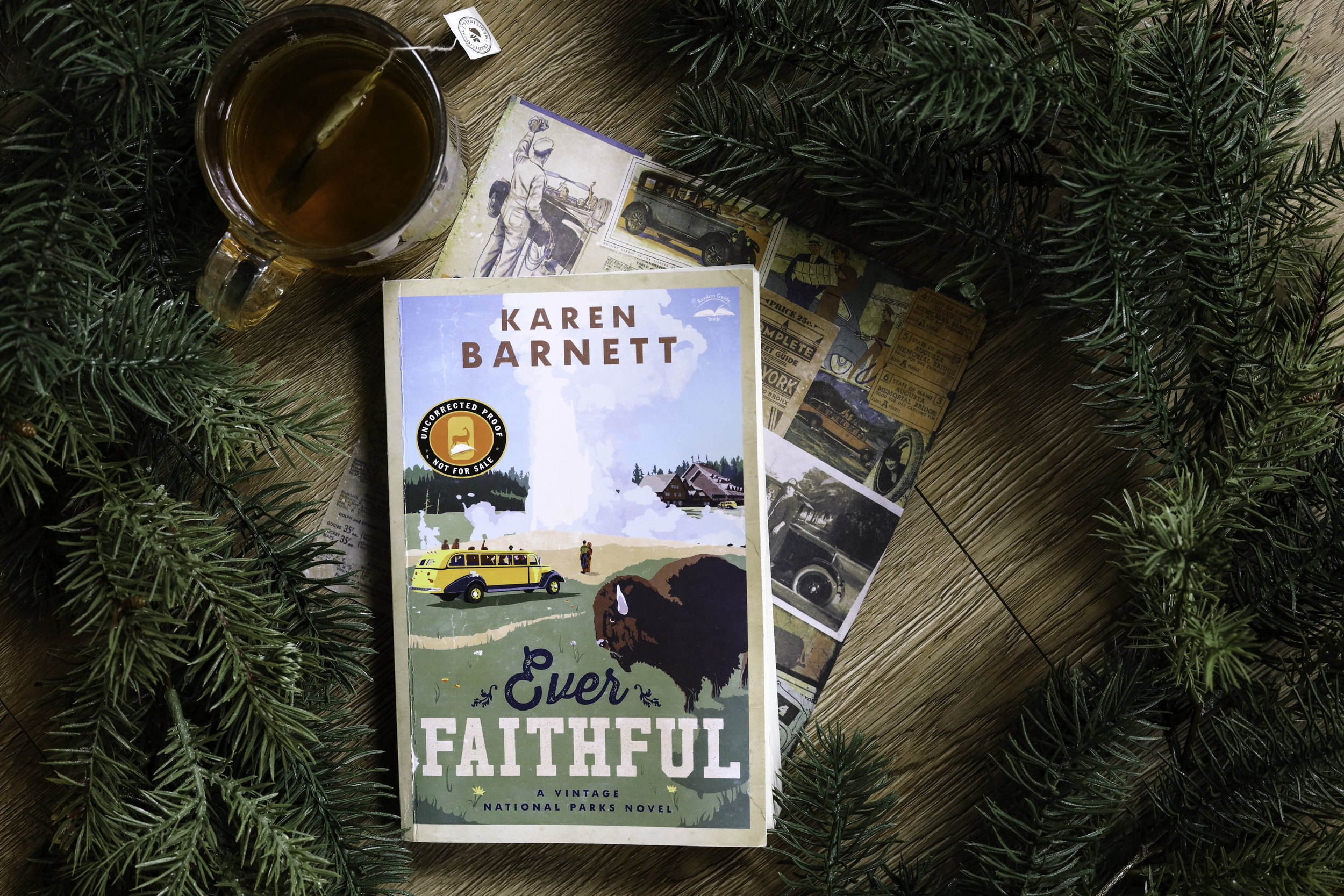 Ever faithful karen barnett book review