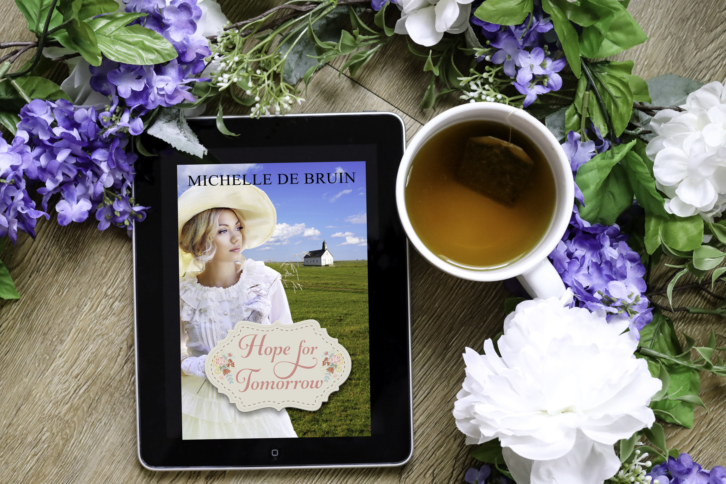 hope for tomorrow Michelle De Bruin excerpt