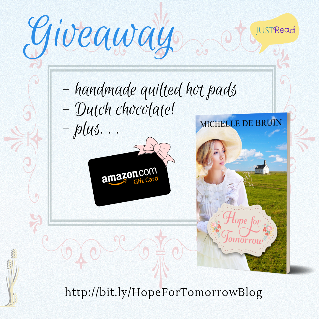 Giveaway_Hope for Tomorrow Blog