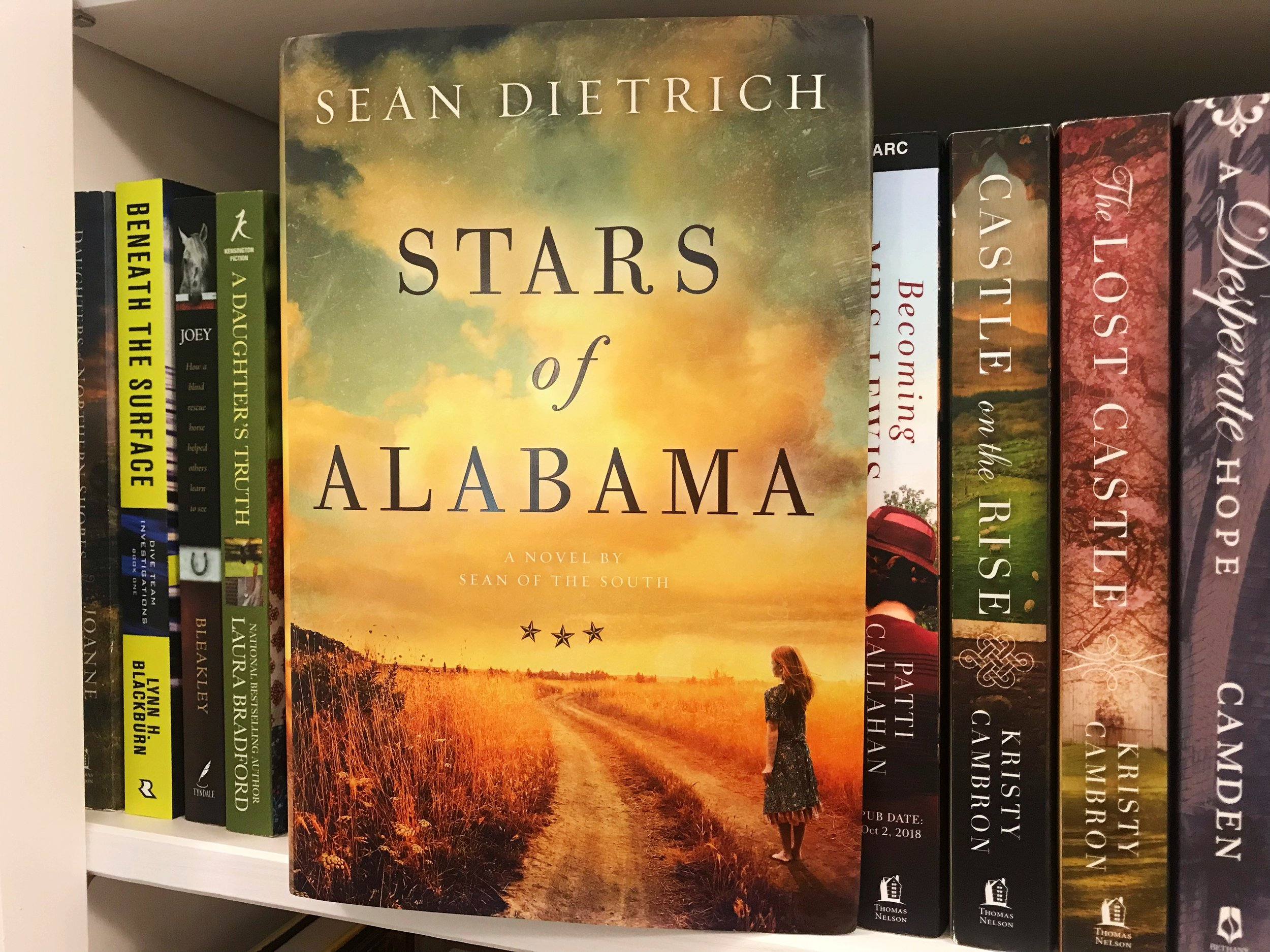 stars of alabama sean dietrich book review