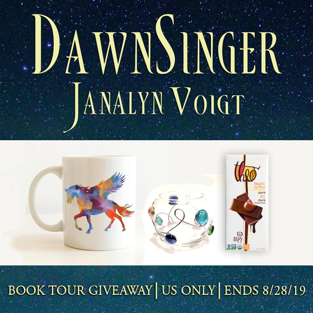 Giveaway - DawnSinger