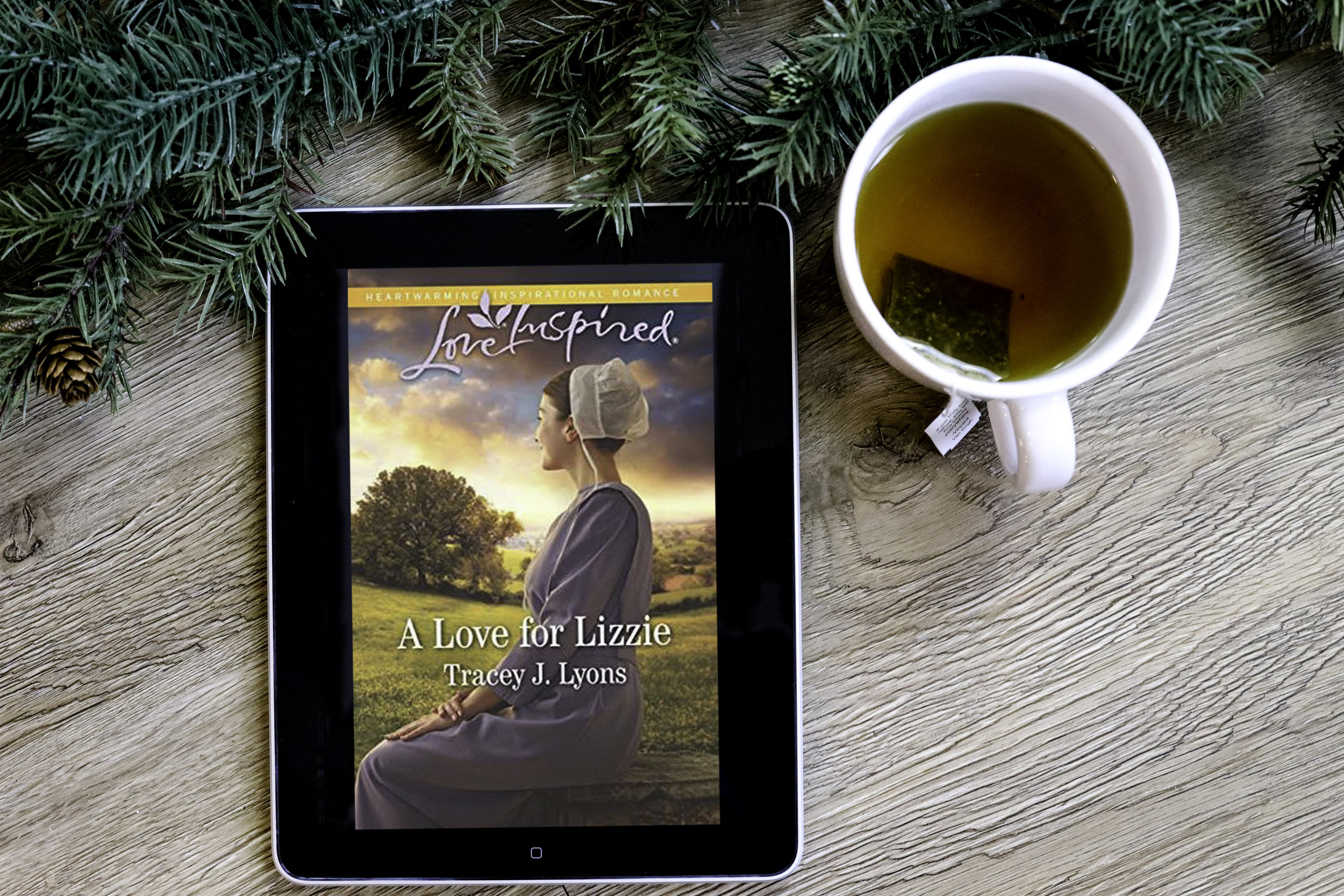 a love for lizzie tracey j lyons book review
