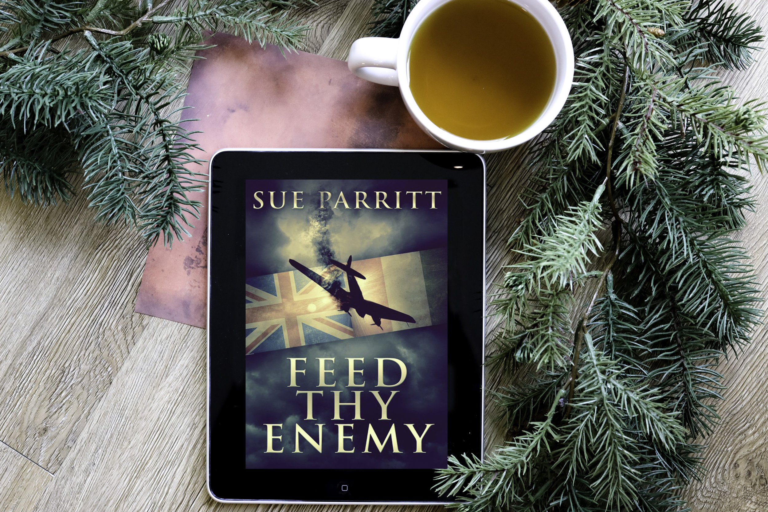feed thy enemy sue parritt
