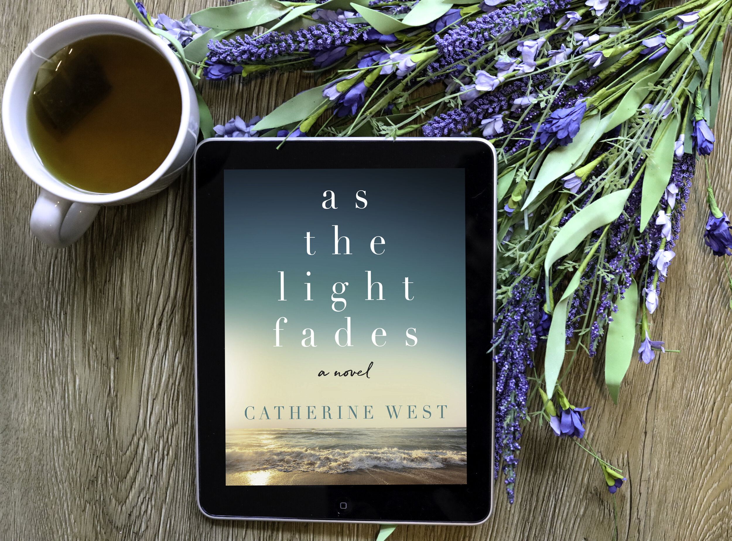as the light fades catherine west excerpt