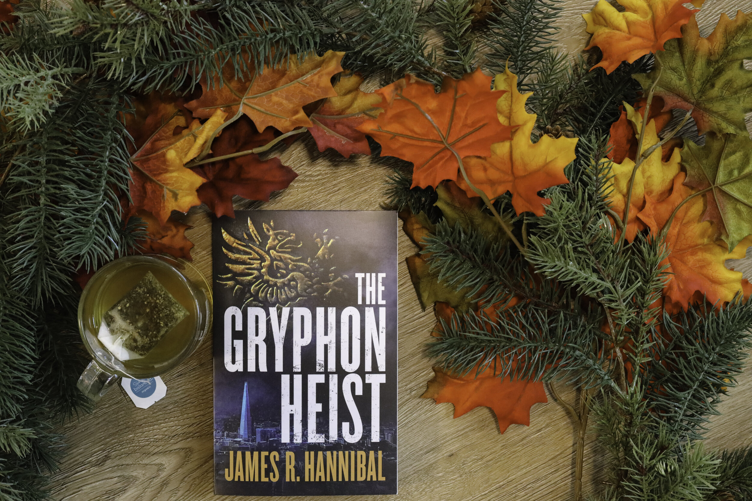 the gryphon heist james r hannibal book review