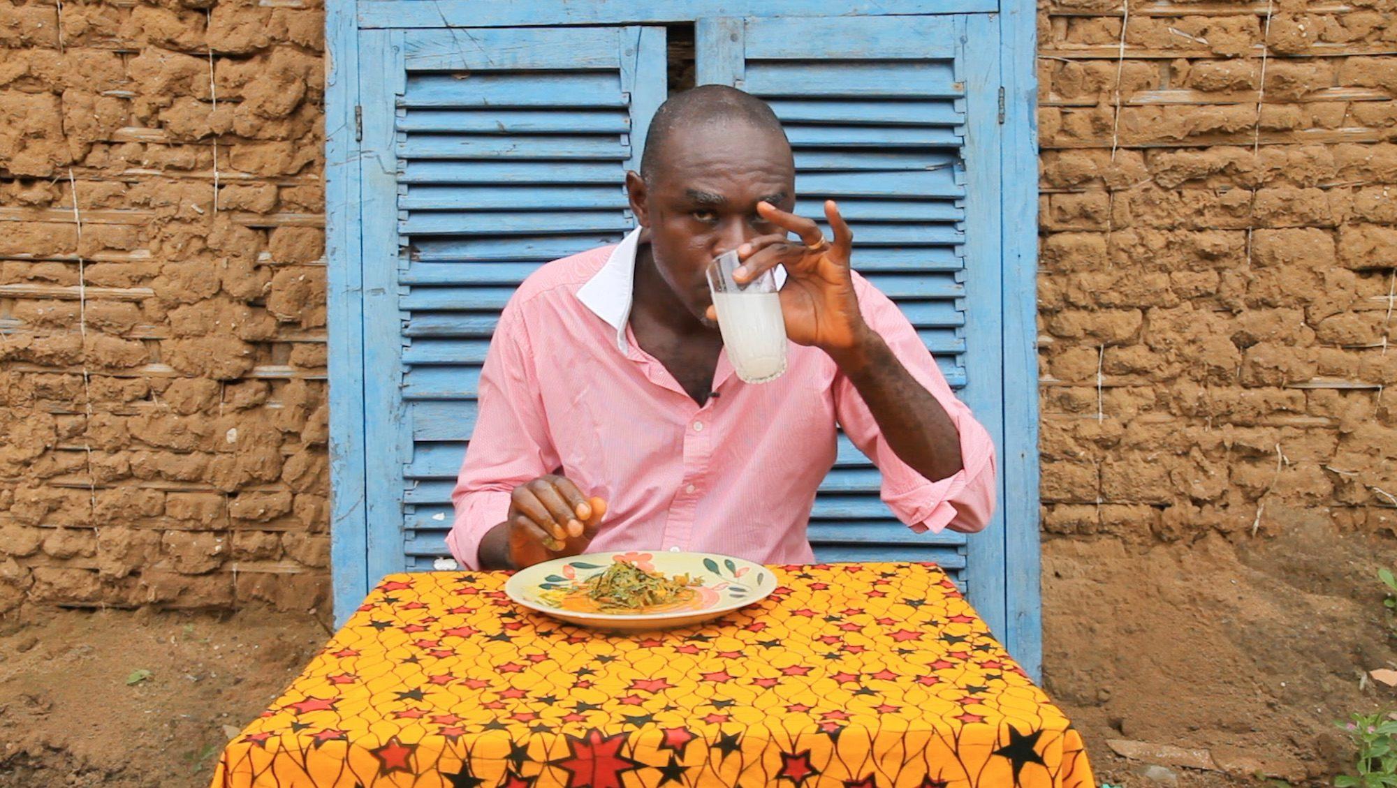 Art Basel - Zina Saro-Wiwa's Table Manners