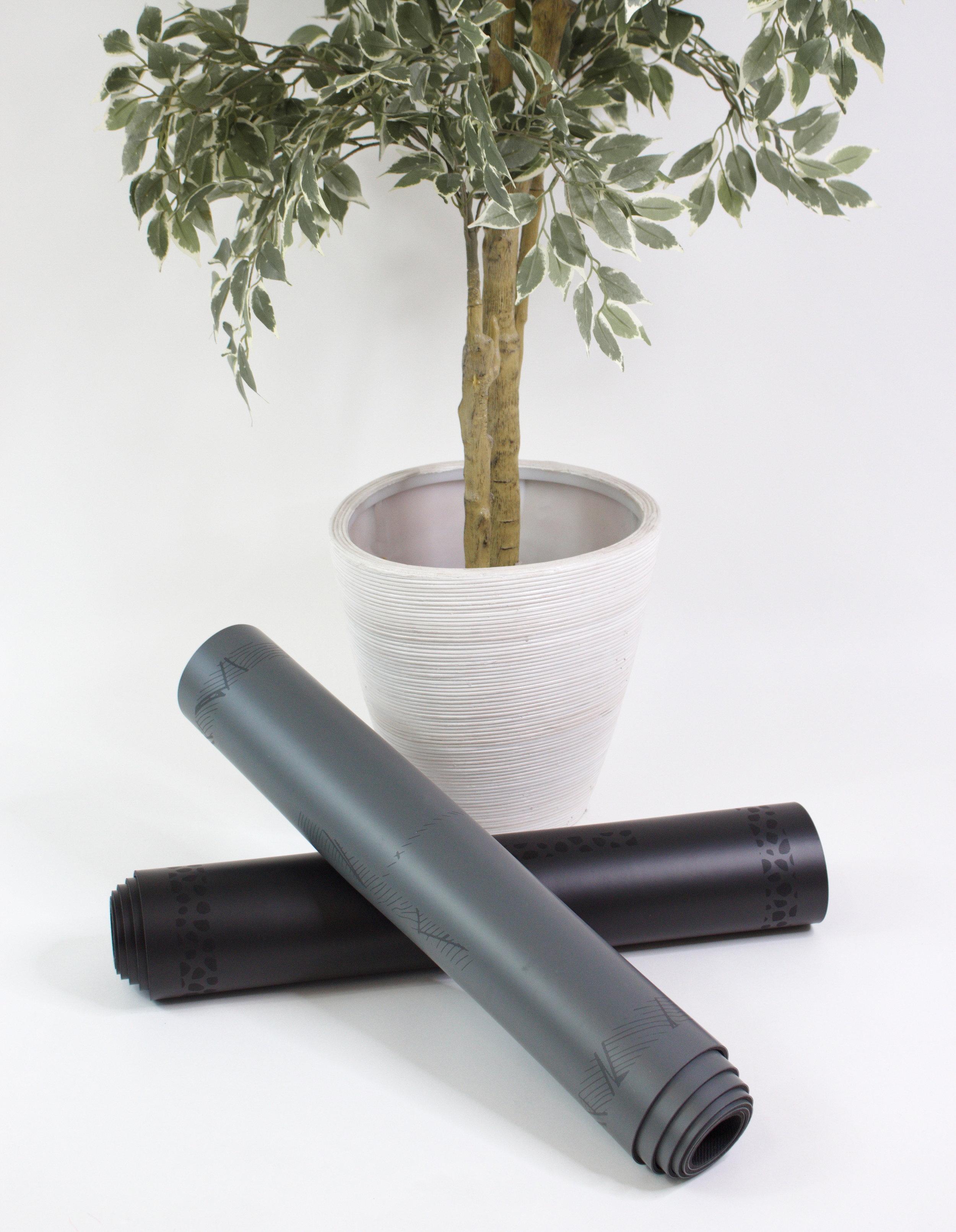 Environmentally friendly Yoga mat