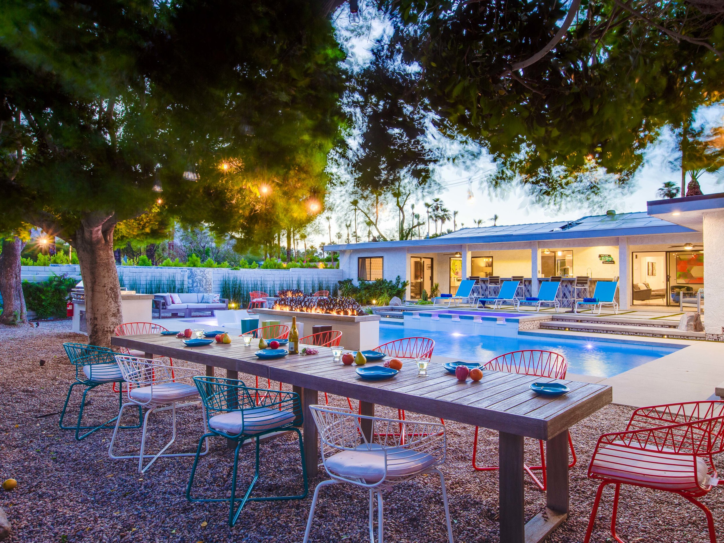 Acme House Company - The West Elm House 2018: The Pool House