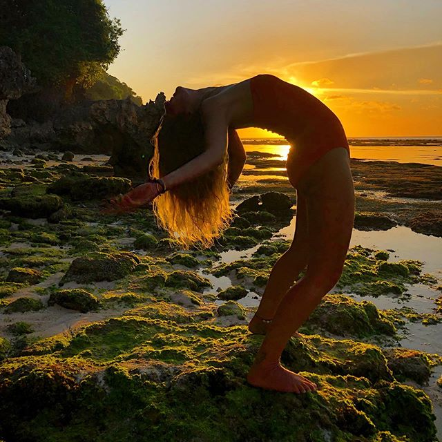 Find that place in which everything is possible and nothing is certain. Play with your limits.  Connect with the beats of the heart.  Allow them to be the driver of the adventure.  Step out the comfort zone. Trust the master plan of the Soul, she knows the way back home.  #wildprincess #wildheart #wildsoul #islandlife #bali #humanempowerment #embodythespirit #energyiseverything #wisdom #freedom #spiritualexperience #turst #trueself #awaken #dailypractice #dailymeditation #beyourself #innerjourney #healingjourney #guidance #yoga #yogaoffthemat #love #lovealwayswins #bethechange #chiaradelucia #innerrevolution