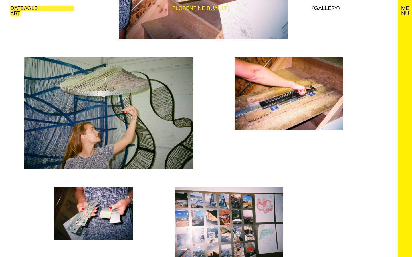 STUDIO VISIT BY DATEAGLE ART  Interview by Laura Gosney. Photography by Vanessa Murrell