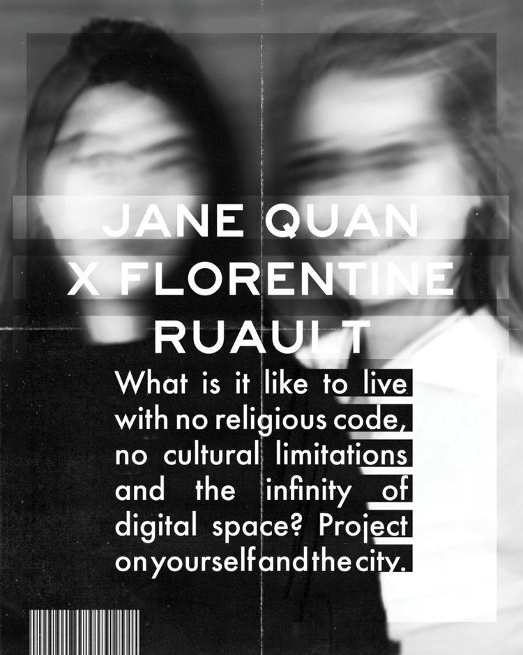 Jane Quan x Florentine Ruault - Cultured Magazine