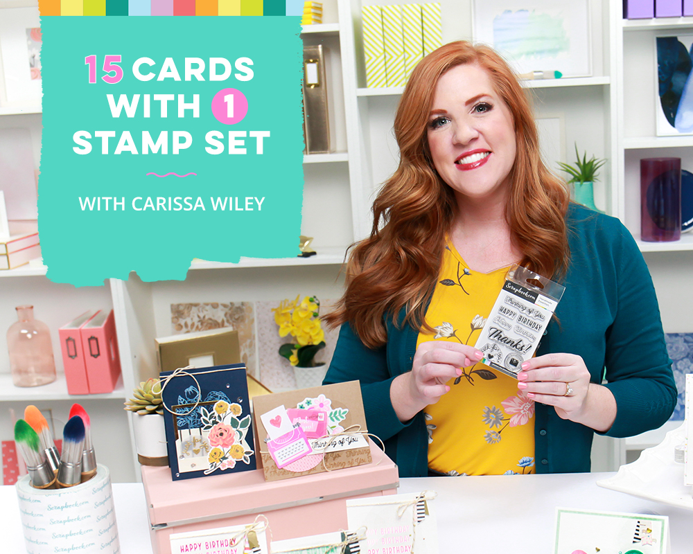 Header - 15 Cards with 1 Stamp Set - Carissa Wiley - 2018.jpg