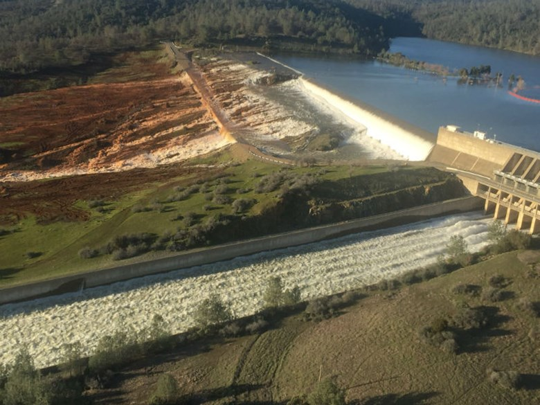 Oroville Spillway Update                      Live Interview          KXJZ's Insight with Beth Ruyak
