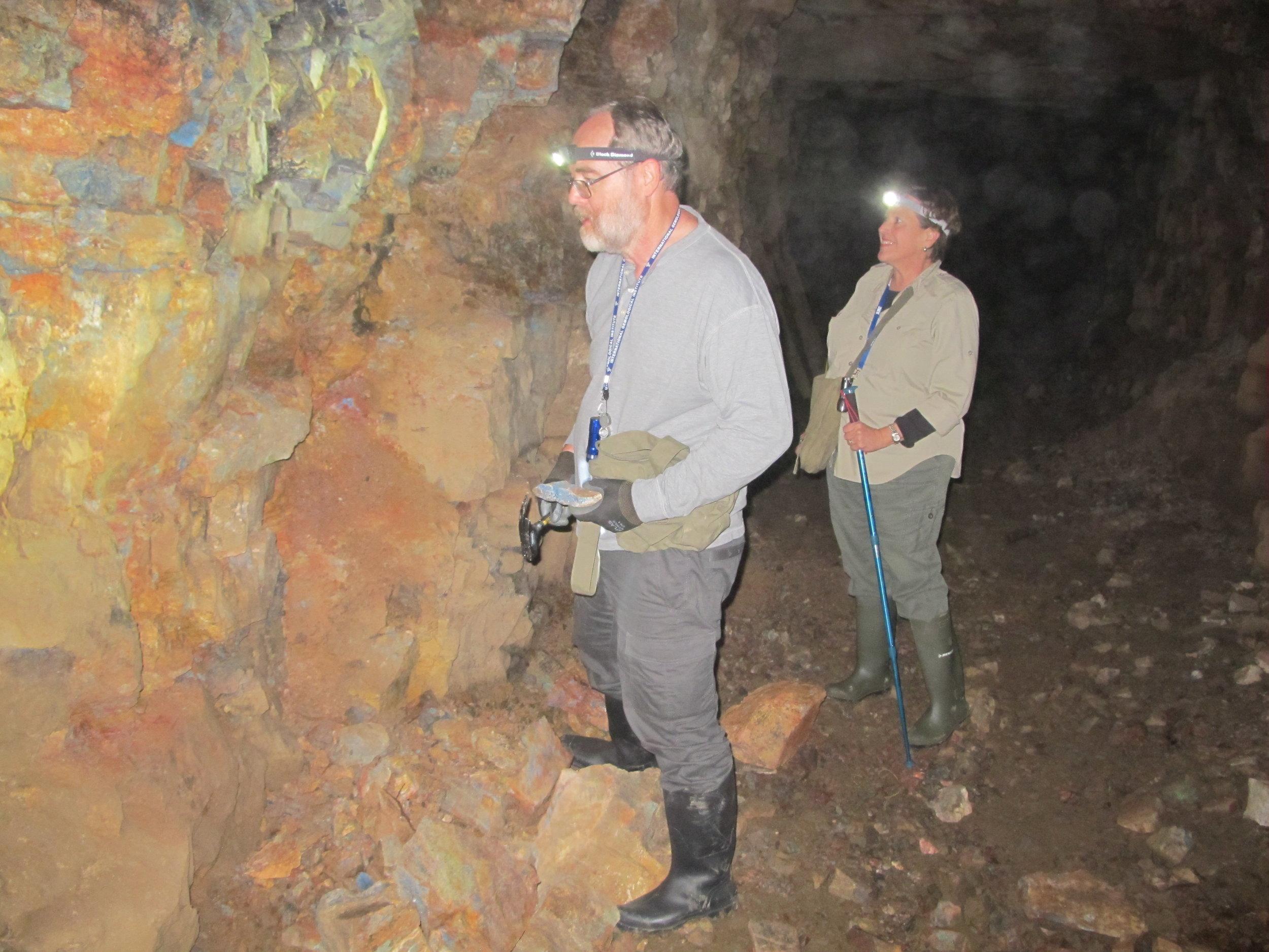 Underground in Bulgaria
