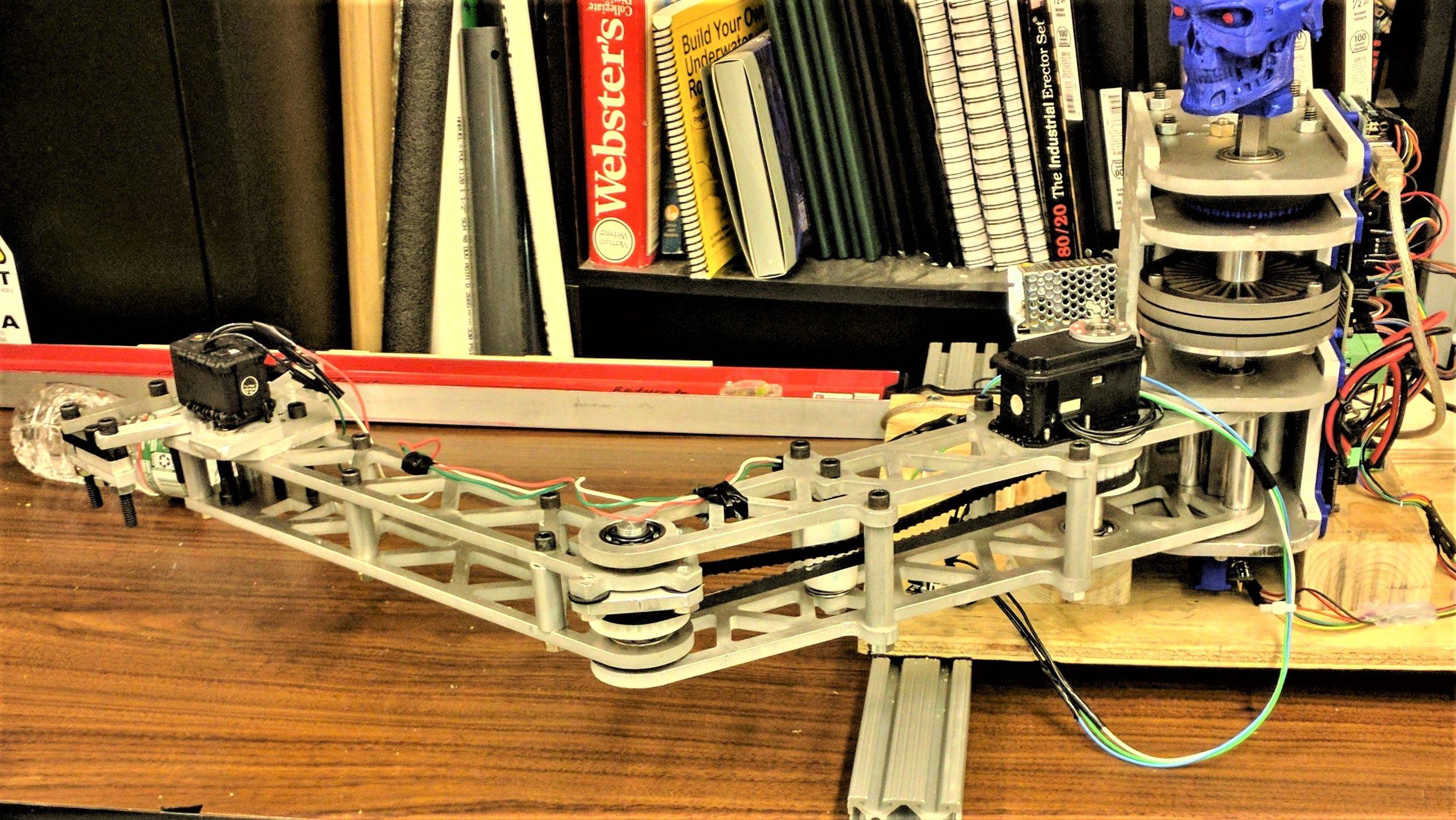 Robot Arm - 2.12 Introduction to Robotics
