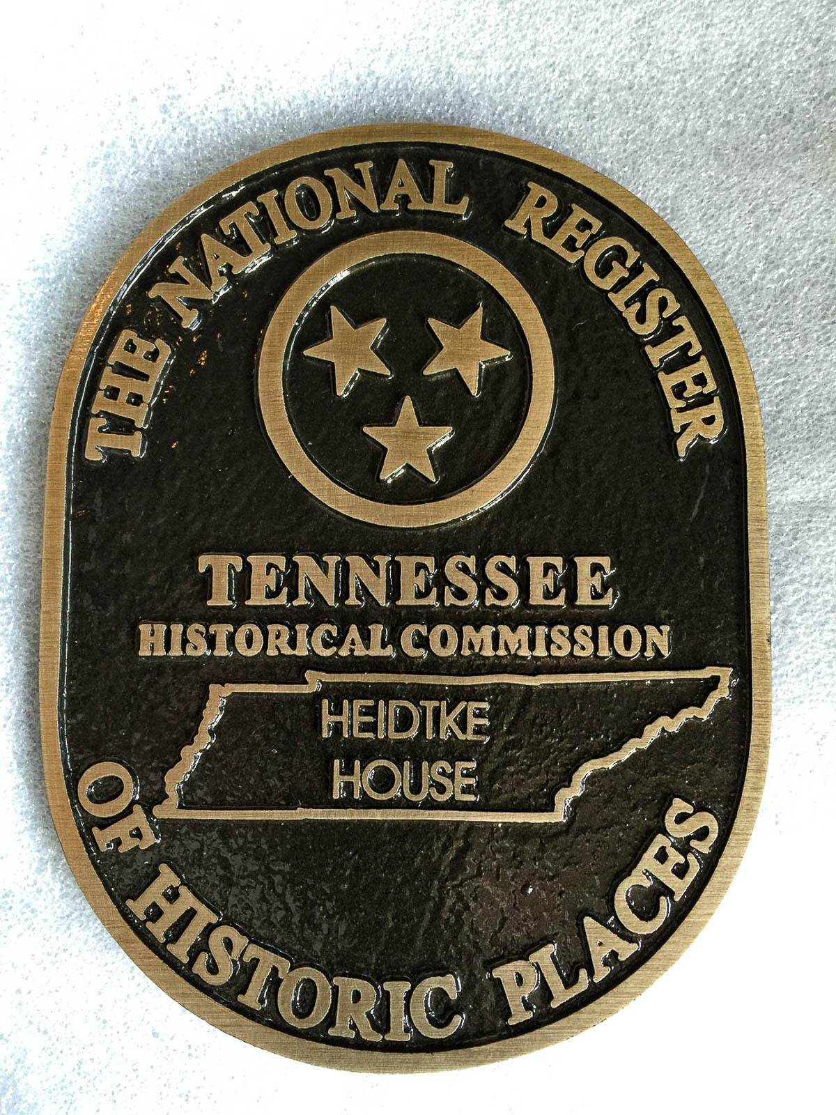 Heidtke House - Nashville, Tennessee