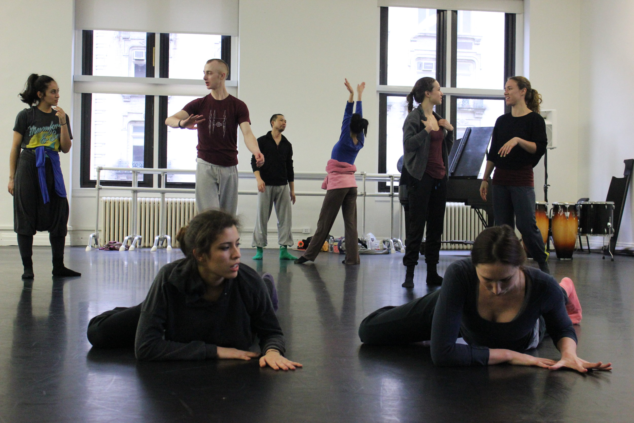 SWDA Winter Intensive 2014  New York City