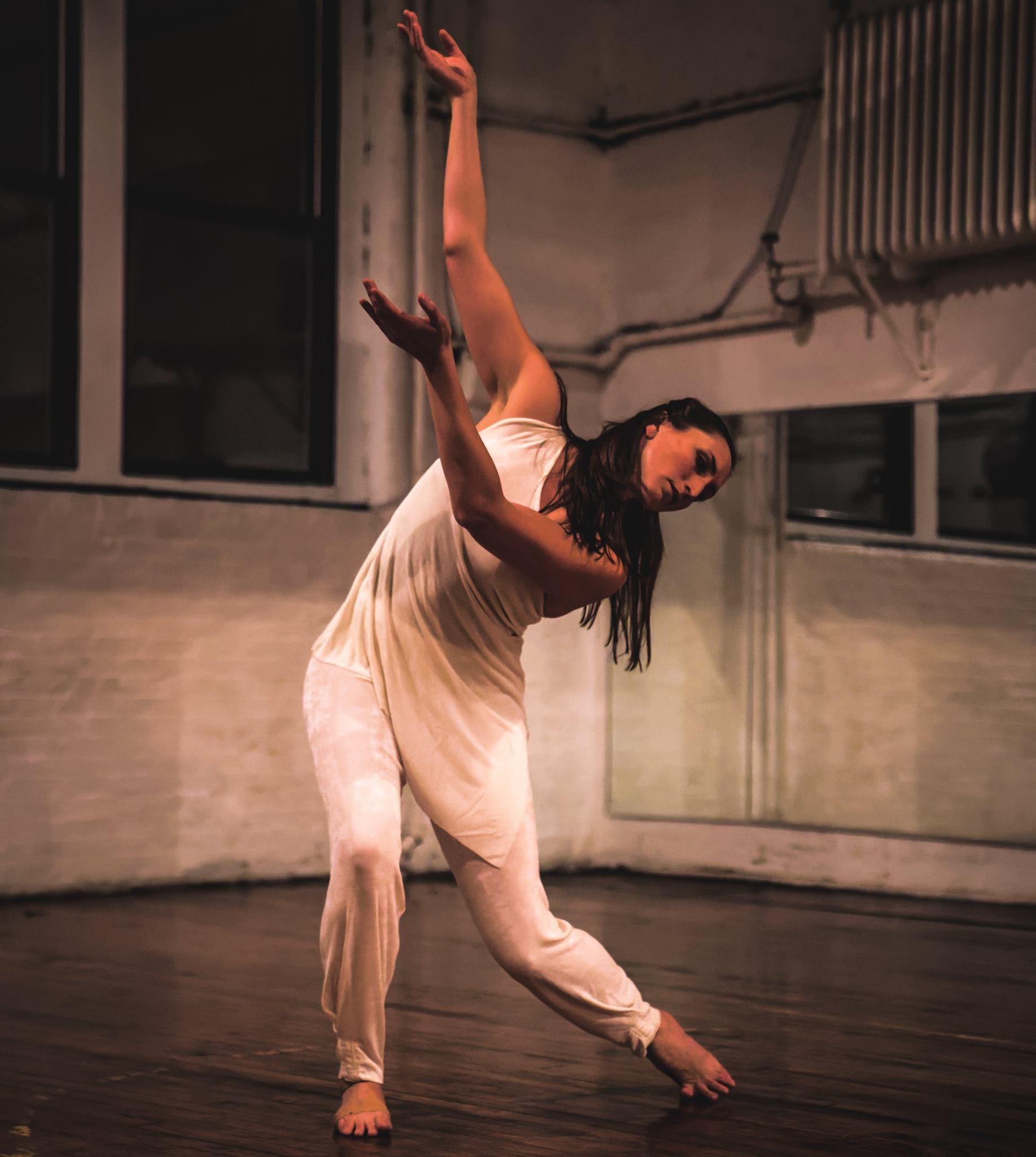 Walk with Modigliani   Choreography by Tonia Shimin