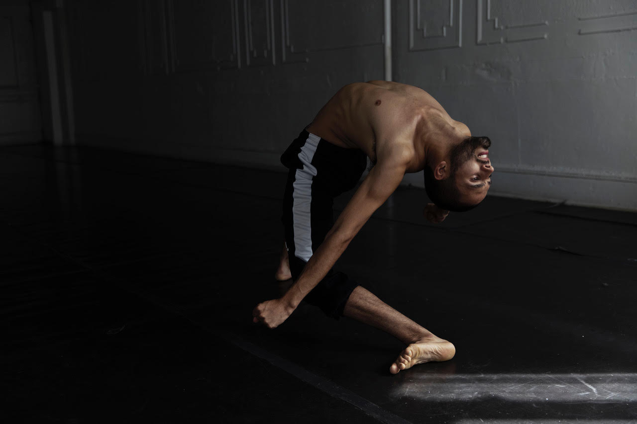 Making Dance that's bigger than us, an interview with Cesar Brodermann - by Natalia Roberts