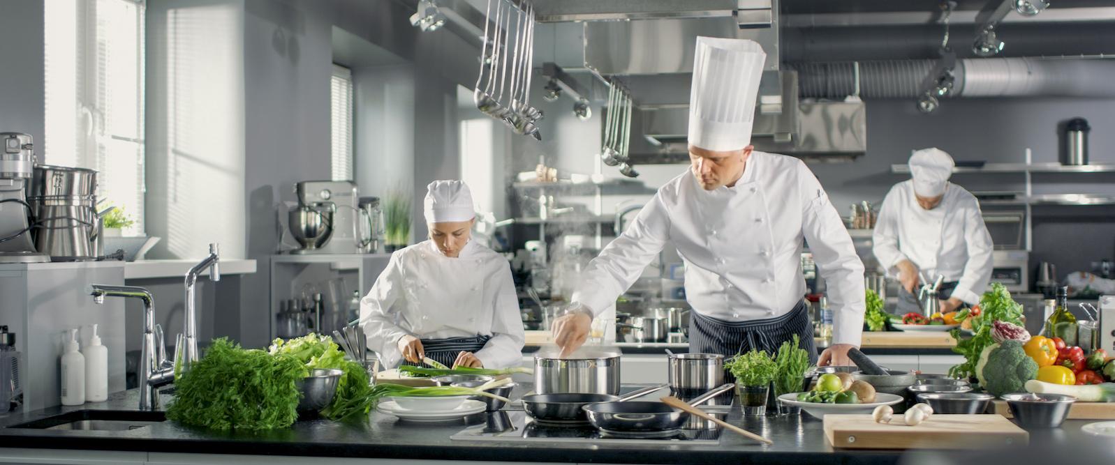 Vanguard Serves Restaurants