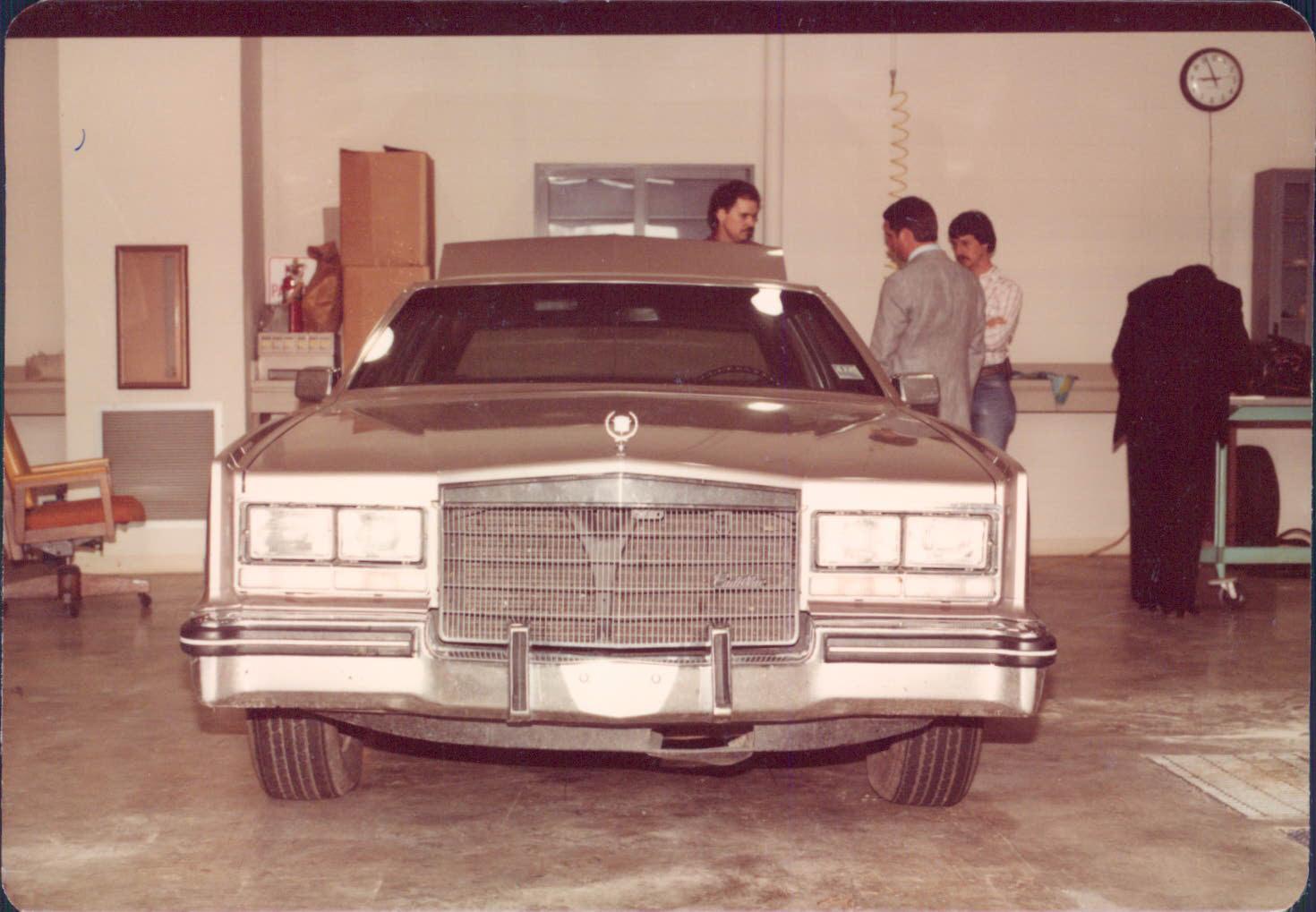 Gary Kergan's 1984 Cadillac Eldorado