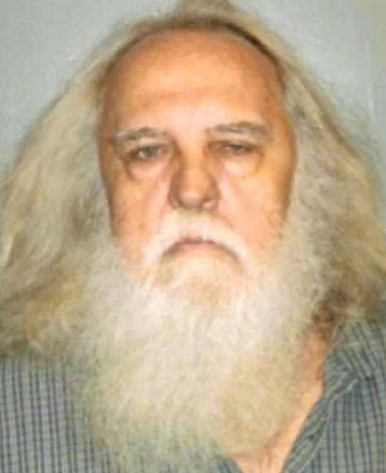 Ronald Dunnagan's mugshot after his arrest in December, 2012