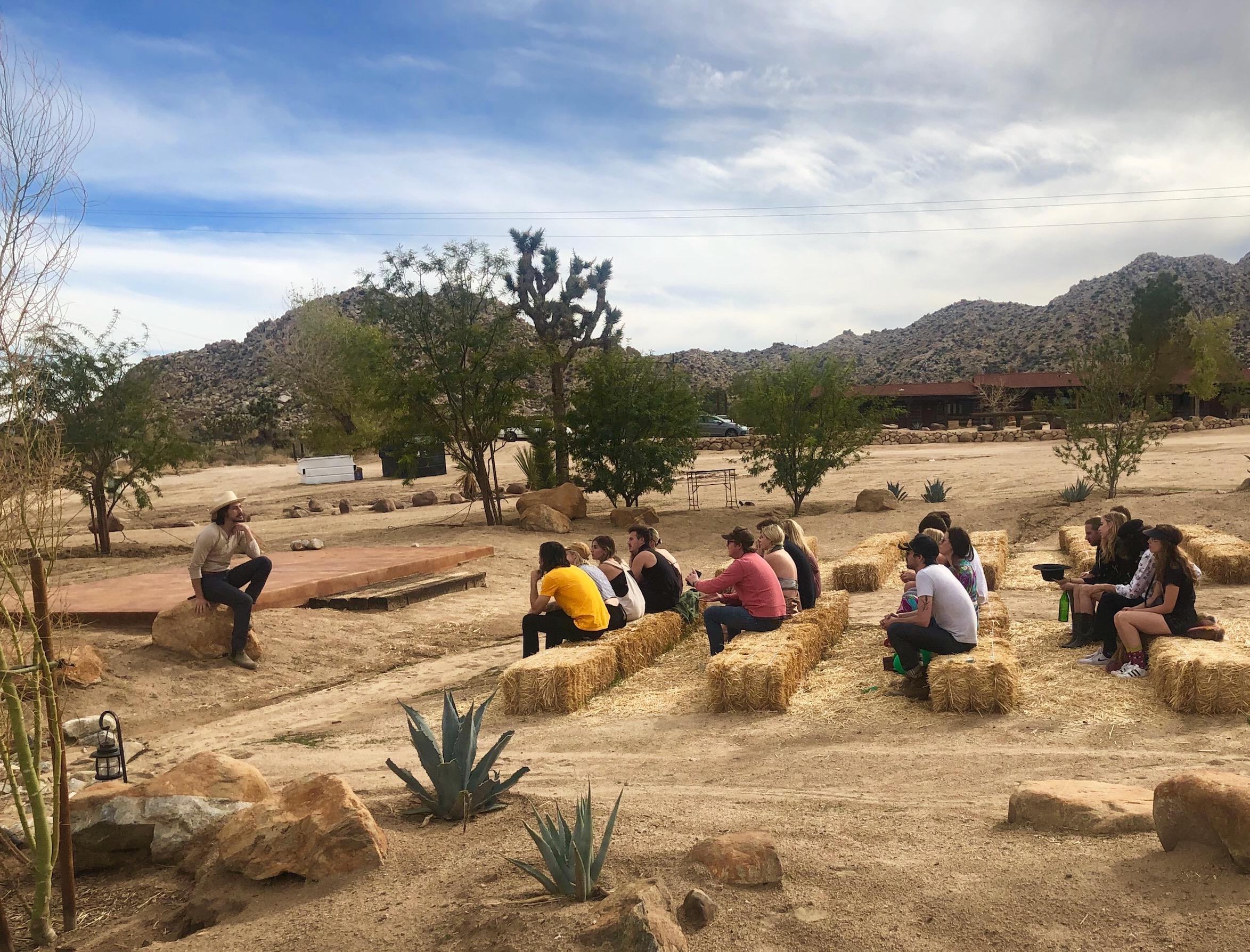 Joshua Tree, CA | Desert Retreat