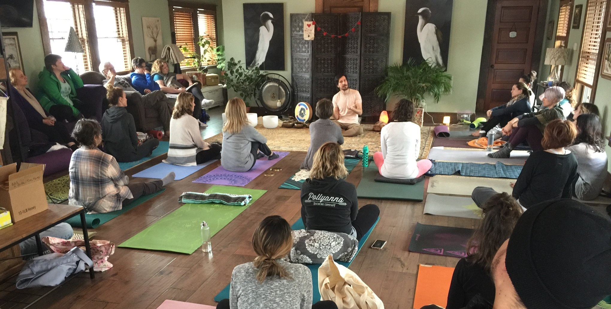 Connecting With You Yoga Retreat