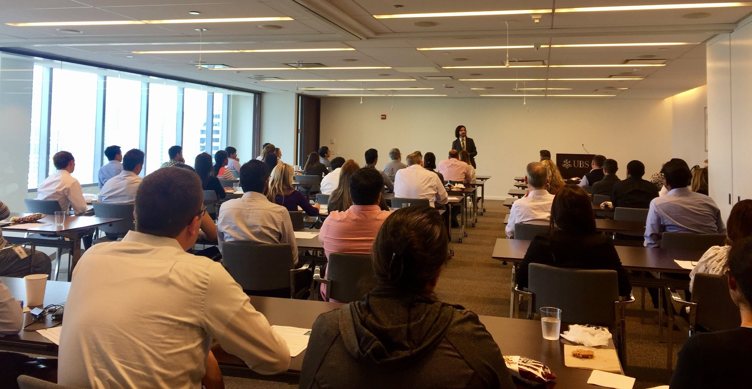 UBS Group   Chicago