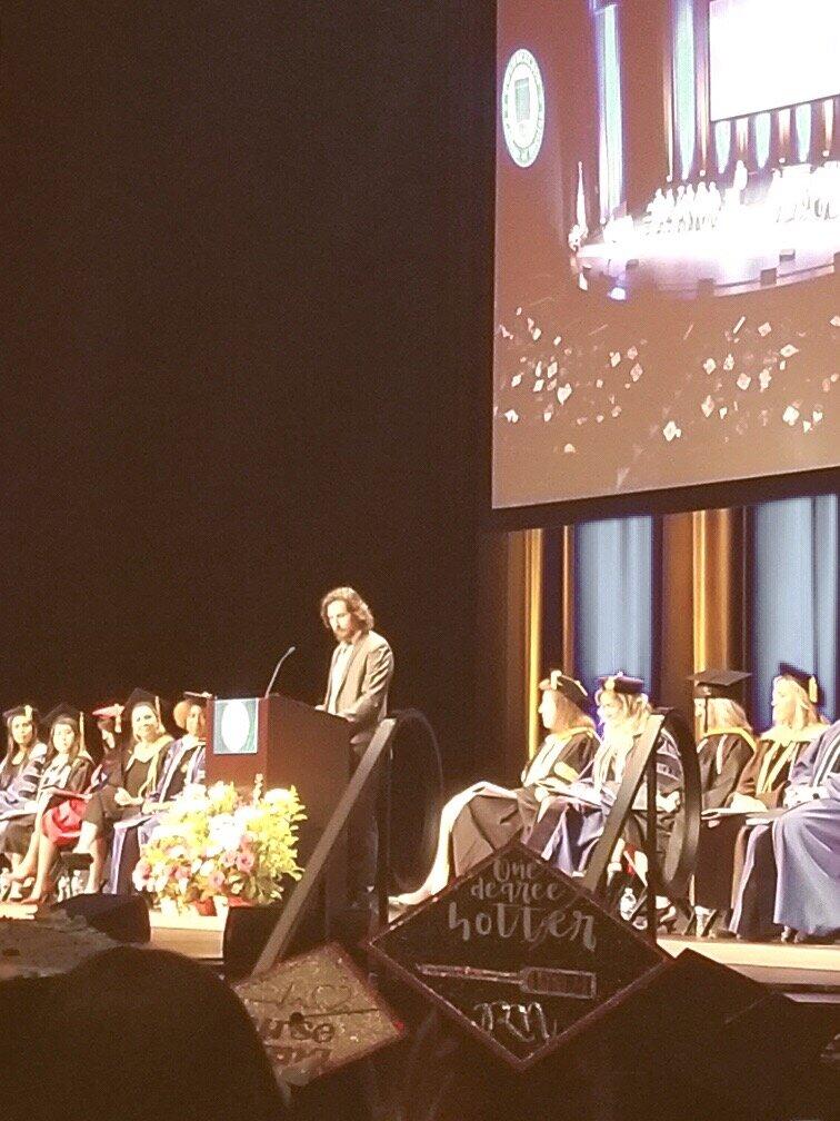Chamberlain University Commencement Speech | Rosemont Theater