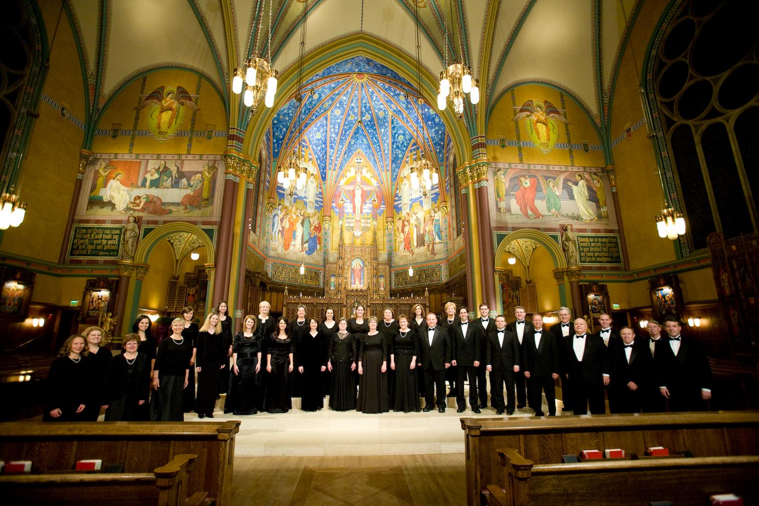 Utah Master Chorale