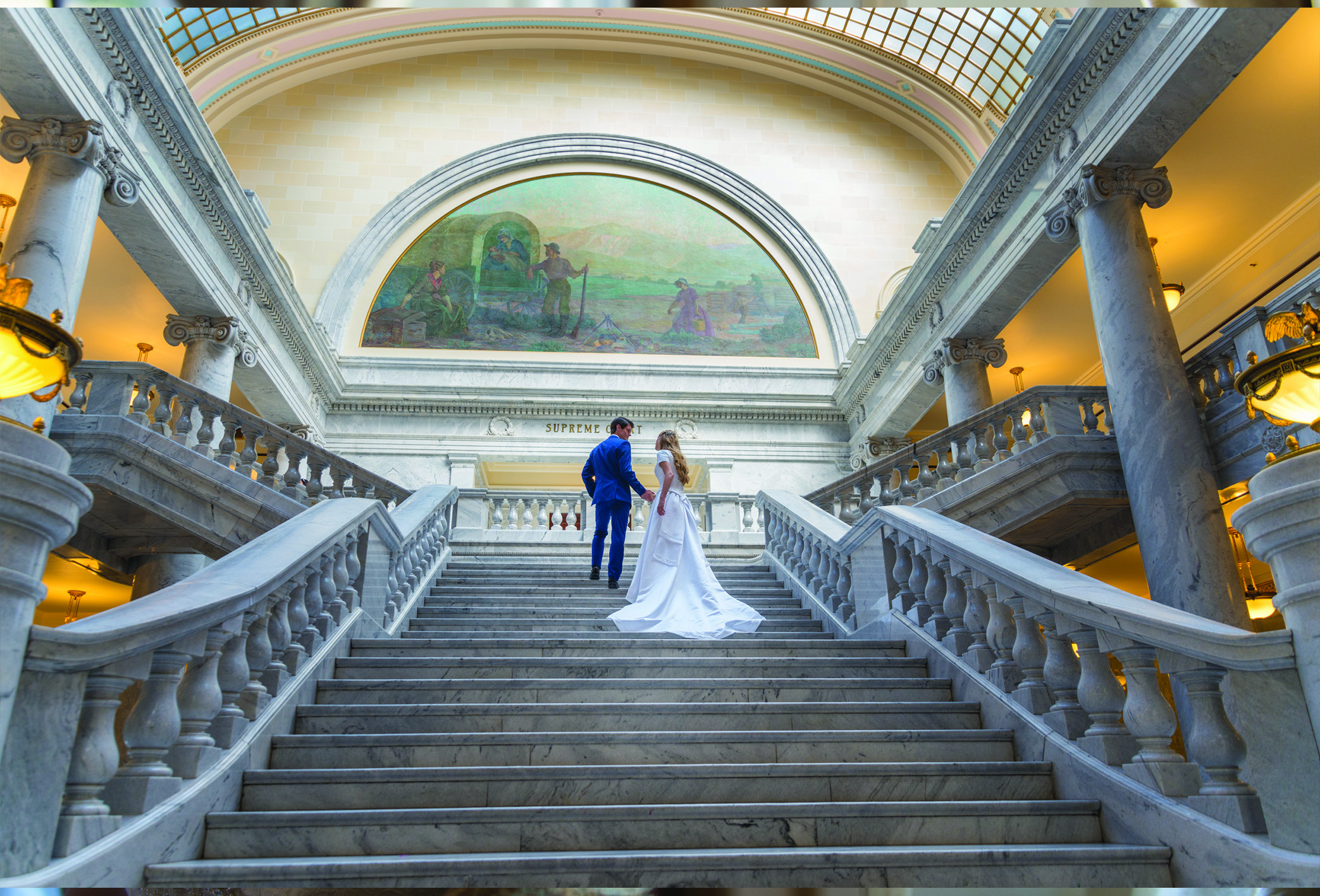 Salt Lake City Wedding