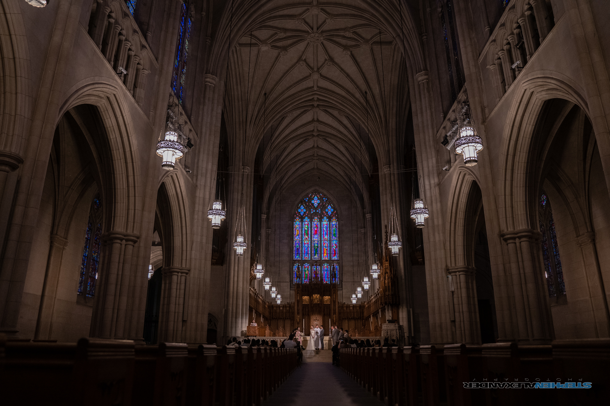 Duke Chapel Wedding —June 2019